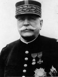 Joseph Joffre Maréchal de France.  Joseph10