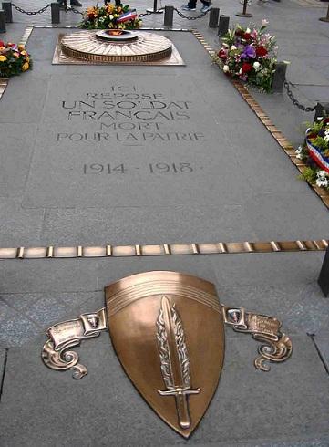 Commémoration en FRANCE de l'armistice du 11 novembre 1918(Source Ministère des Armées) La-tom11