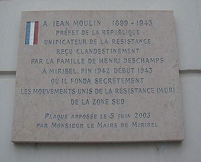 Histoire et Biographie de Jean MOULIN,source WIKIPEDIA. La_ras10