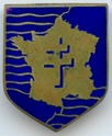 Biographie du Général d'Armée Philippe Leclerc de Hauteclocque (Maréchal de France à titre Posthume) Ecusso10
