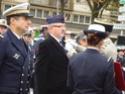 (N°18) Photo de la Remise de la Croix du Combattant à un ancien OPEX Tchad Opération Limousin,le 11 Novembre 2011, à Rouen (76).(Photo de Jacques MICHAUD) Jacque10