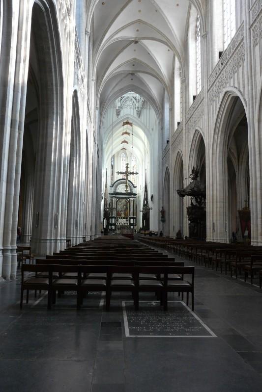 Cathédrale d'Anvers en HDR Hdr_6-10