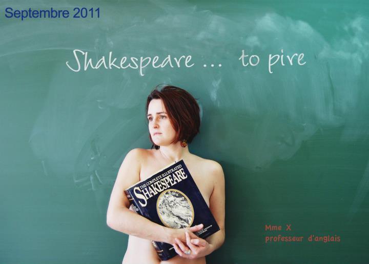 L'Ecole est nue!!!! Septem10