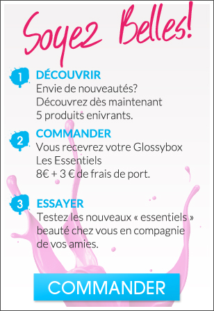 "[Novembre 2012] Glossybox Les essentiels ""Young Beauty"" Visual10"