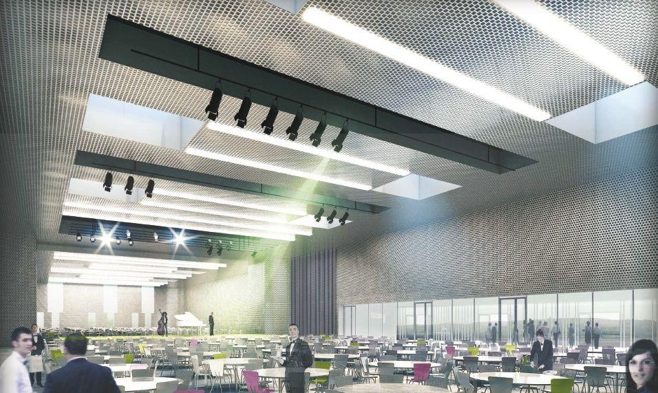 La Nouvelle Salle Des Fetes De Meaux 2013