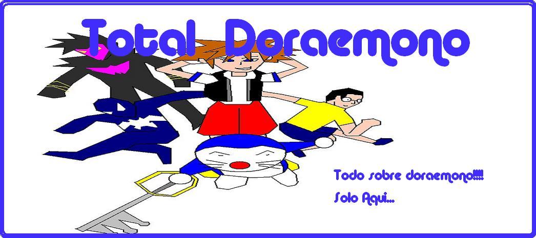 Total-Doraemono