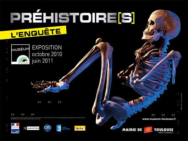 """Nouvelle expo """"Préhistoire : l'enquête"""" -prehi10"""