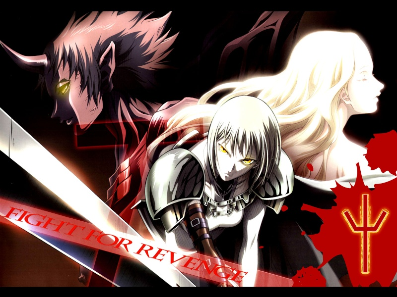 Claymore** Claymo10