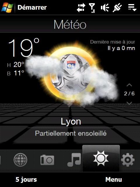 Themes sur l'Olympique Lyonnais Soleil10