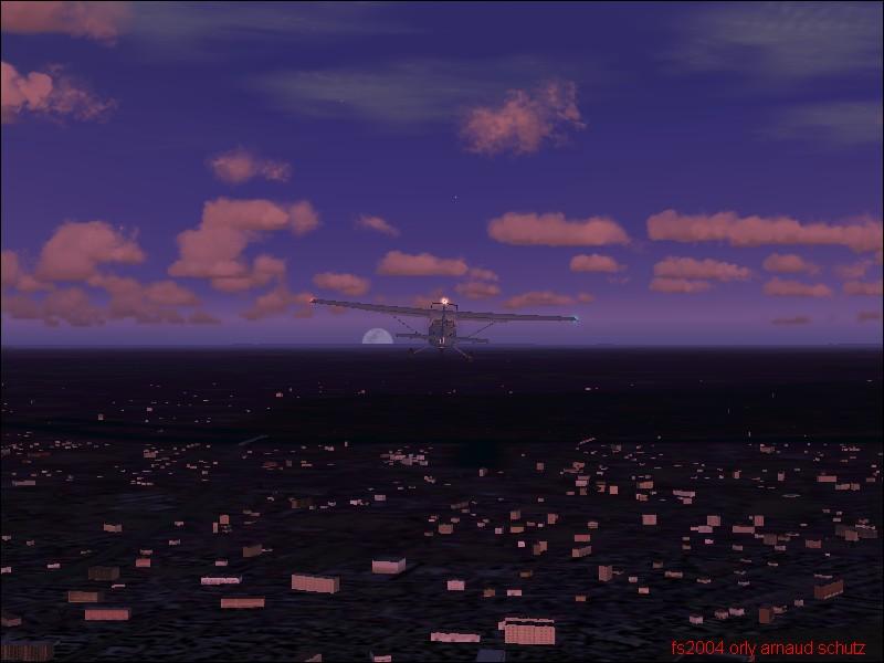 j'ai vue la lune depuis mon avion..... Image110