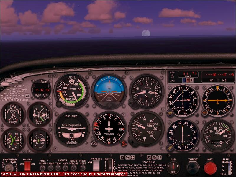 j'ai vue la lune depuis mon avion..... Image210