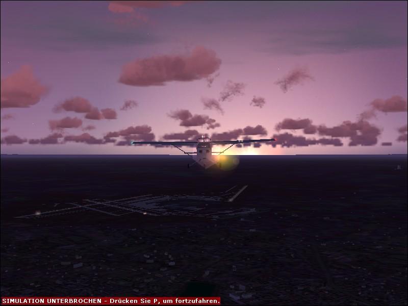 j'ai vue la lune depuis mon avion..... Image310