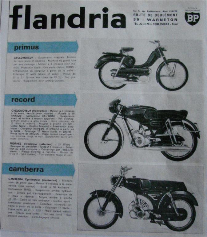 Nouveau en Flandria  Camber11