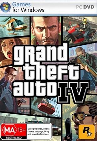 GTA IV para PC Gta10