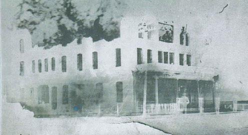 Vielle photos des années 1900 Hotelf11