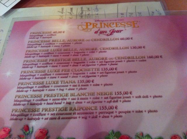 Disneyland Hotel :: Diventa Principessa per un giorno. - Pagina 4 30621610