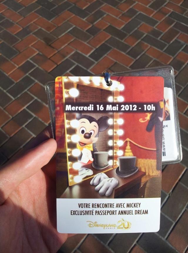 MEET MICKEY MOUSE - Fantasyland 31826210