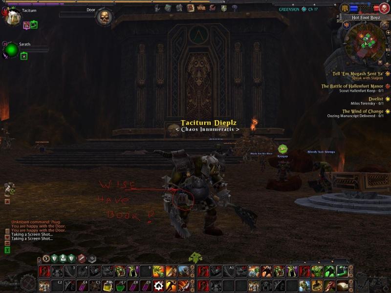 I am Black Orc !!! Tacitu10