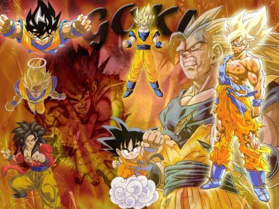 Dragon Ball (Z et GT) 796310