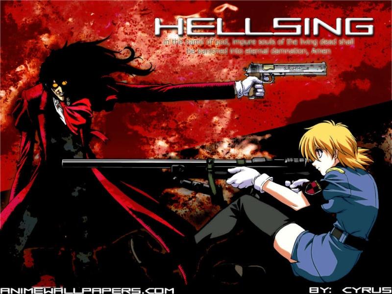Résumé Hellsing Mangak10
