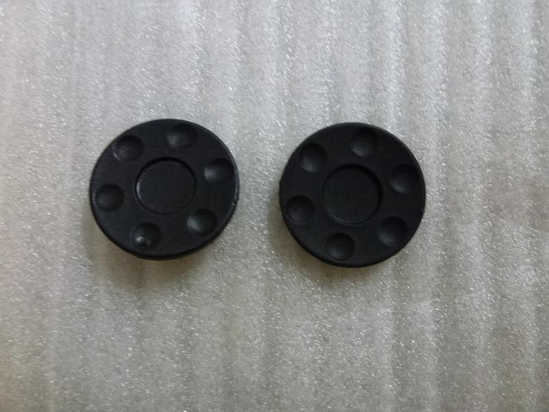 AV Tampons de protections Tear drops BIKE DESIGN pour CB1000R P1000311