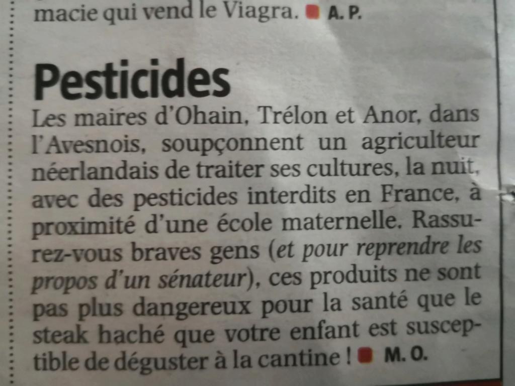 Nouvelle agression contre un agriculteur en Charente-Maritime : l'épouse de l'agresseur filme la scène ! Img_2010