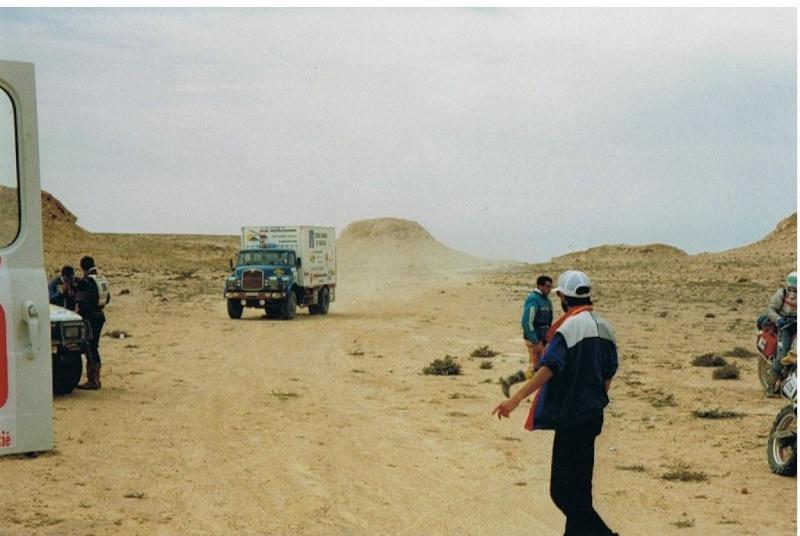 raid de l amitié maroc 1993 1er pas 4wd pour moi  00213
