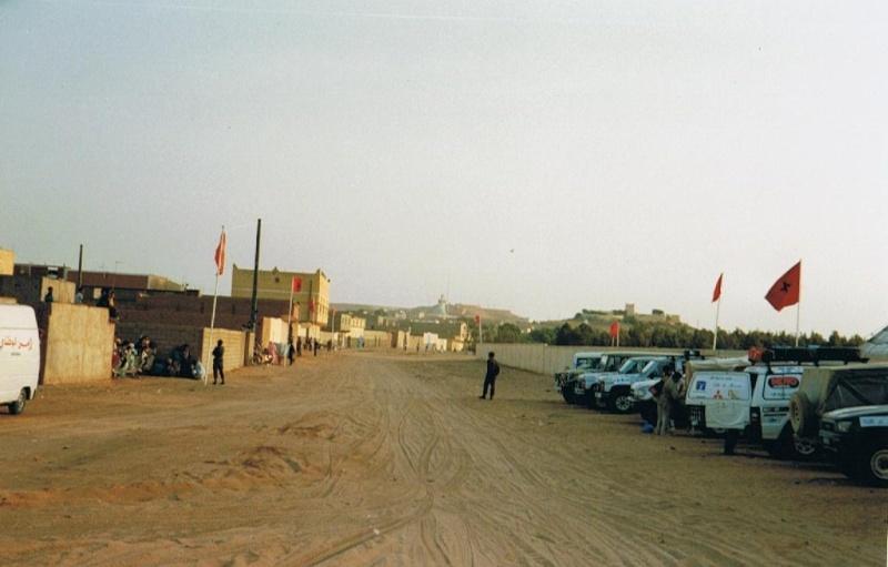 raid de l amitié maroc 1993 1er pas 4wd pour moi  00713