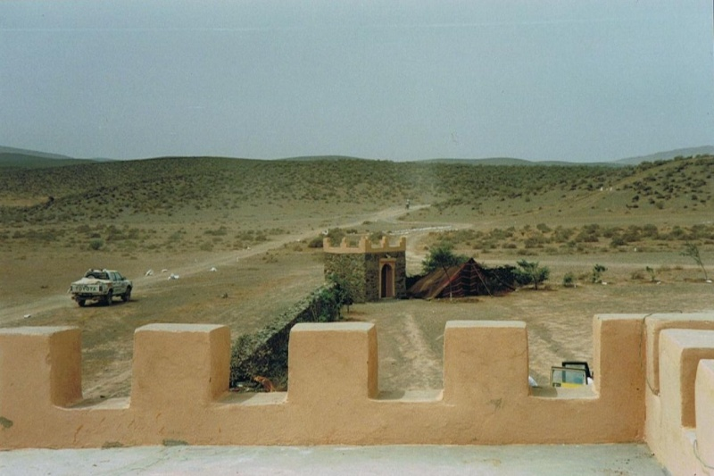 raid de l amitié maroc 1993 1er pas 4wd pour moi  00813