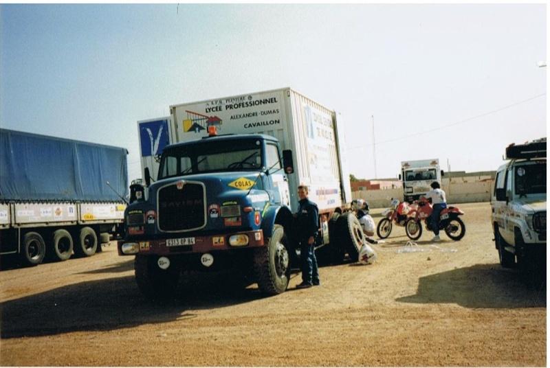 raid de l amitié maroc 1993 1er pas 4wd pour moi  01213