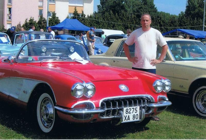 véhicule US et les belles vintage européennes. Corvet10