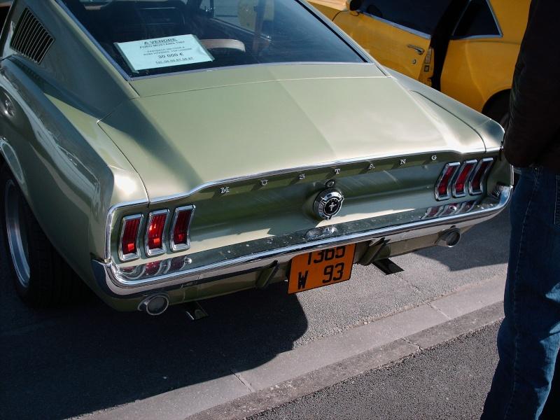 véhicule US et les belles vintage européennes. Pict0714