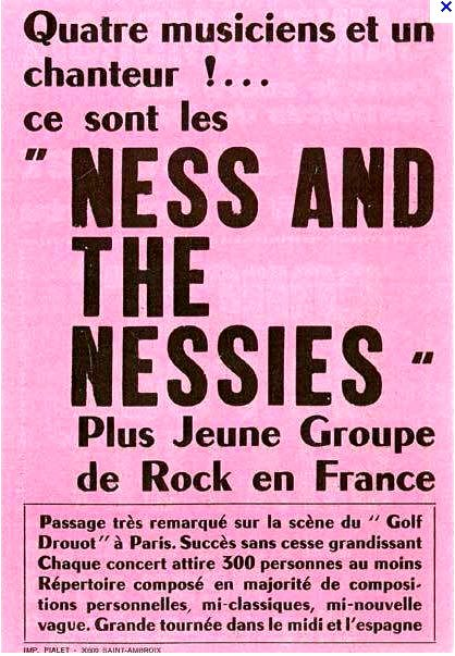 NESS AND THE NESSIES 58257910