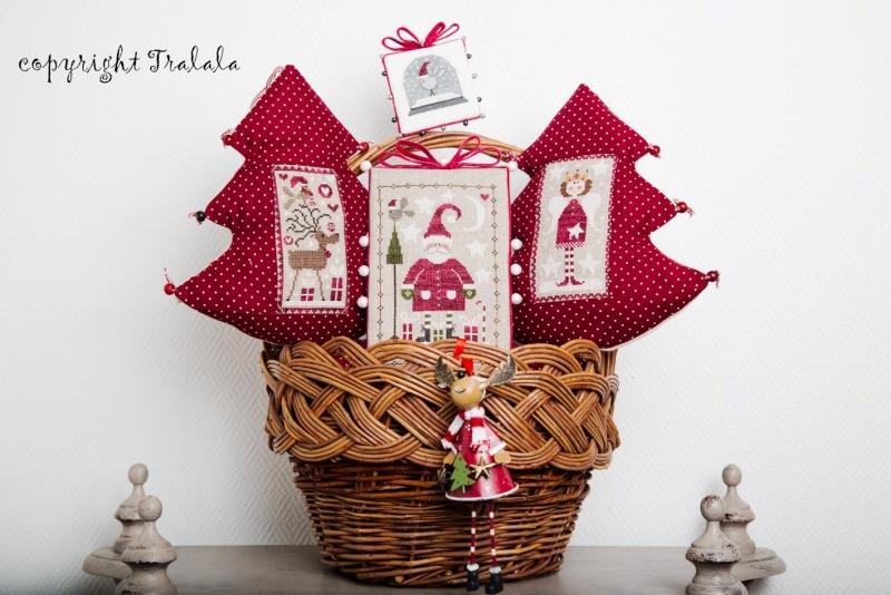 Ma petite déco de Noël TRALALA Tralal17