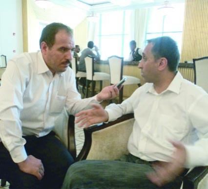 الصحفي الفرنسي المثـير للجدل تييري ميسان في حوار لـ''الخبر'' فرنسا خططت للحرب على ليبيا قبل أحداث بنغازي Elk11_11