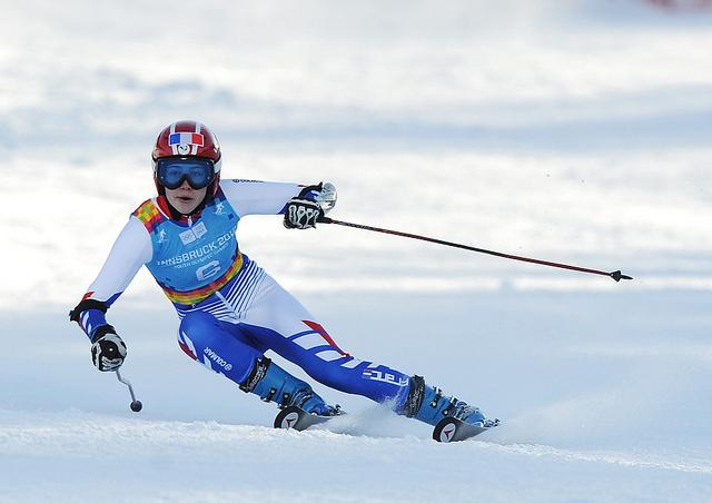 5eme Journée - Ski Alpin, Slalom Géant Féminin - OR & ARGENT au rendez-vous !!! 67267110
