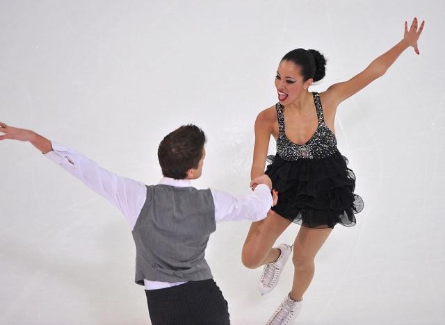 """9ème Journée des JOJ Innsbruck 2012 - Médaille de Bronze en Patinage Artistique """"multi CNO"""" ! 67388610"""