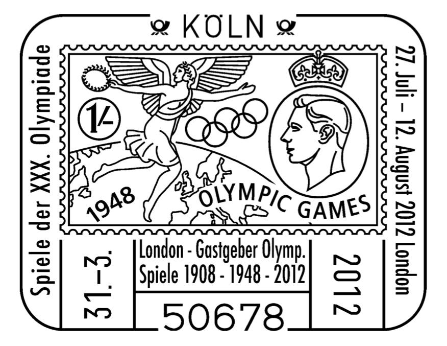 13eme Foire Internationale des Collectionneurs - Cologne 30/31 Mars 2012 Cachet10