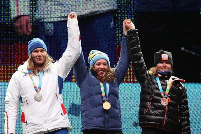Jeux Olympiques de la Jeunesse d'hiver - Innsbruck 2012 - Une deuxième journée pleine de médailles... mais sans or ! Estell12