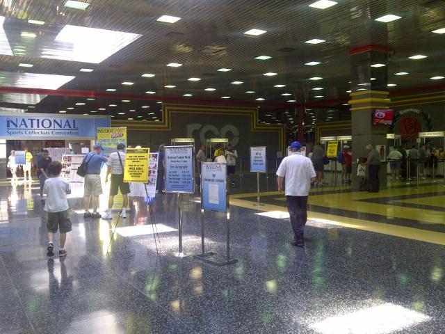 XVIIe Foire Mondiale des Collectionneurs Olympiques - Chicago 2011 Img-2019