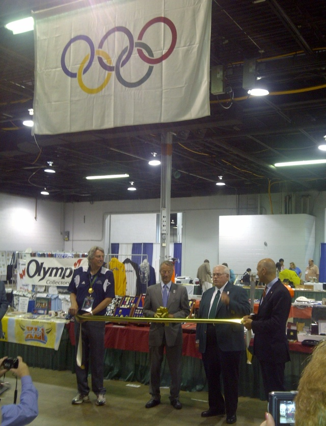 XVIIe Foire Mondiale des Collectionneurs Olympiques - Chicago 2011 Img-2025