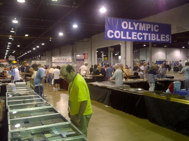XVIIe Foire Mondiale des Collectionneurs Olympiques - Chicago 2011 Img-2026