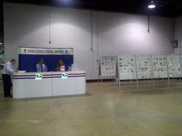 XVIIe Foire Mondiale des Collectionneurs Olympiques - Chicago 2011 Img-2030