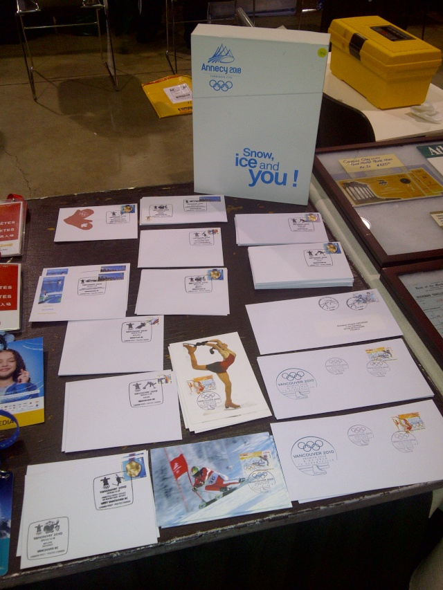 XVIIe Foire Mondiale des Collectionneurs Olympiques - Chicago 2011 Img-2032
