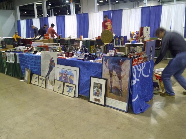 XVIIe Foire Mondiale des Collectionneurs Olympiques - Chicago 2011 Img-2033