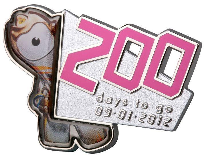 Jeux Olympiques de Londres... J-200 !!! J-20010