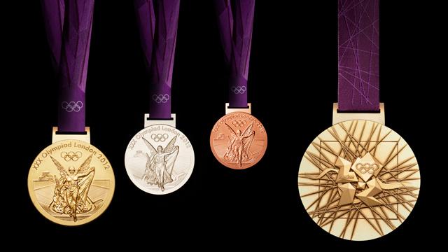 Médailles de vainqueur des Jeux Olympiques et Paralympiques de Londres 2012 Olympi10