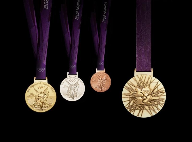 Médailles de vainqueur des Jeux Olympiques et Paralympiques de Londres 2012 Olympi11