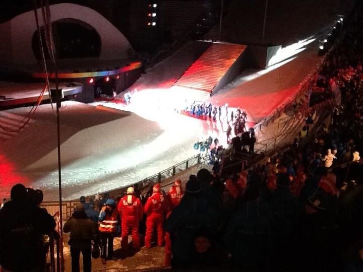 Jeux Olympiques de la Jeunesse d'hiver - Innsbruck 2012 - Cérémonie d'ouverture ! Openin10