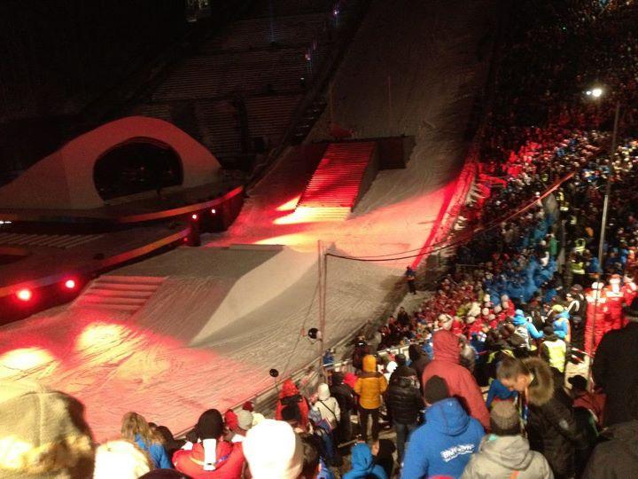 Jeux Olympiques de la Jeunesse d'hiver - Innsbruck 2012 - Cérémonie d'ouverture ! Openin13